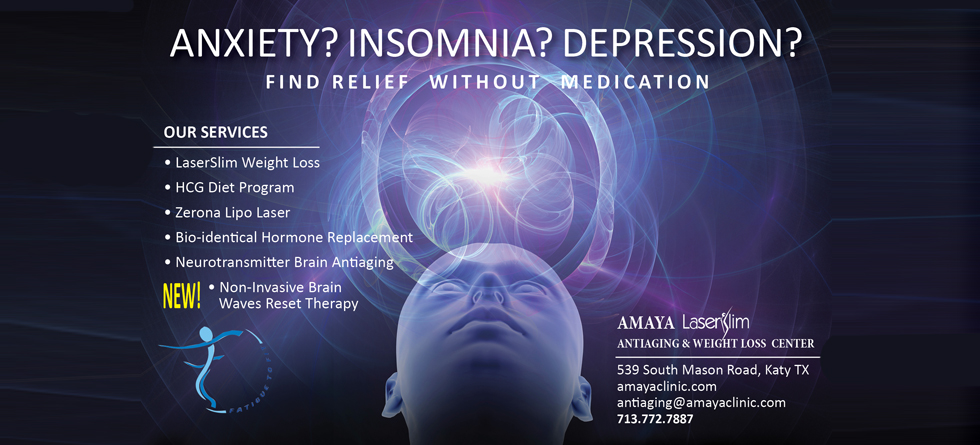 Reverse Anxiety, Insomnia, & Depression With Neurotrnansmitter Balancing